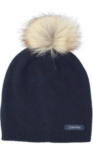 Calvin Klein Czapka | with addition of wool