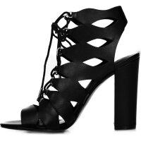 Kingad Sandals Guess black