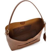 Pocket hobo bag Lauren Ralph Lauren brown