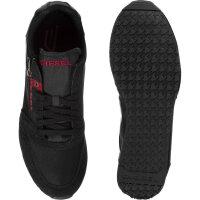 Sneakersy Slocker S Diesel czarny