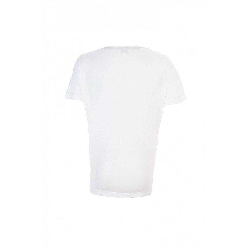 T-shirt T-Saturno Diesel biały