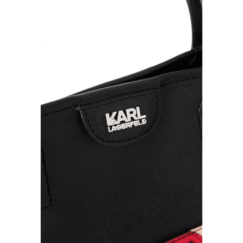Shopper bag Karl Lagerfeld black