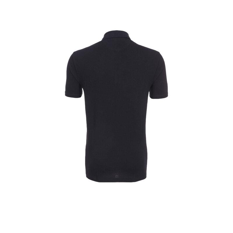 Polo Trussardi Jeans czarny