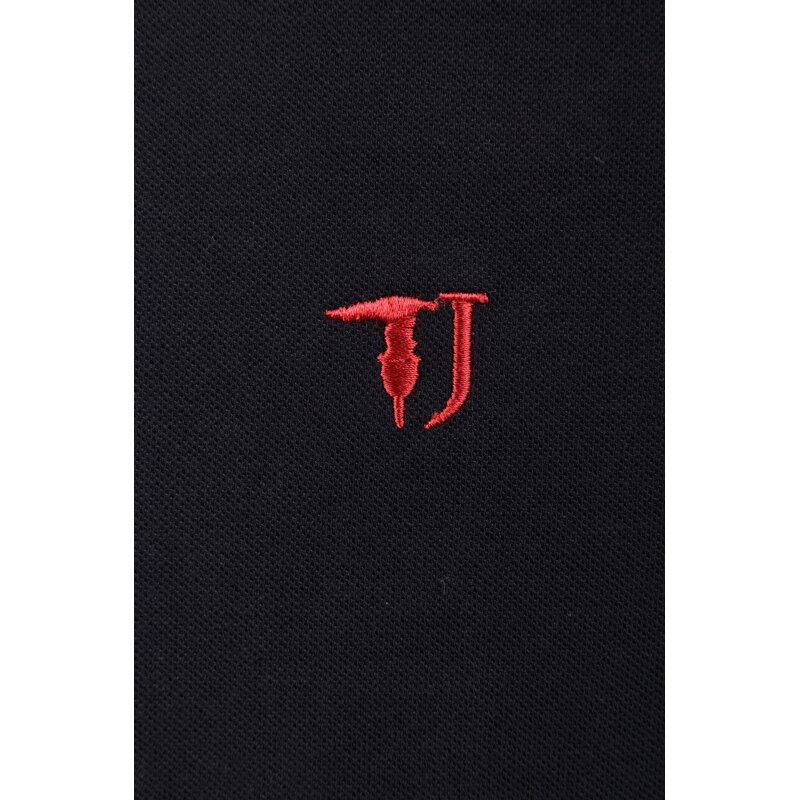Polo Trussardi Jeans black