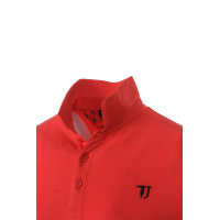 Polo Trussardi Jeans red