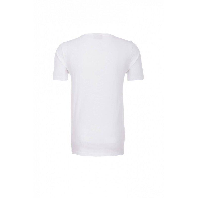 T-shirt Danny Hugo biały