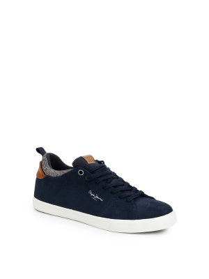 Pepe Jeans London Marton Tweed Plimsolls