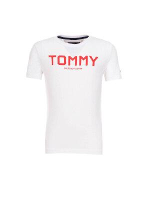 Tommy Hilfiger Ame logo T-shirt