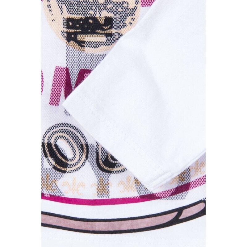 Bluzka Wendi Pepe Jeans London biały
