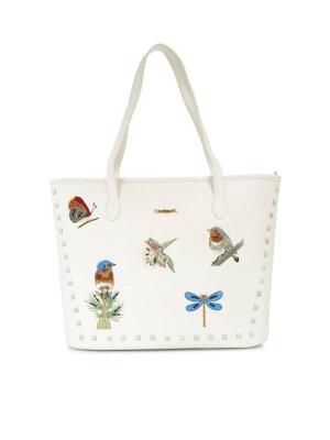Desigual Viena Goldwork Shopper Bag