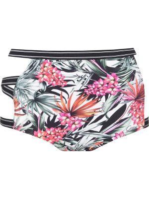 Guess Dół od bikini | high waist