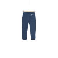 Spodnie dresowe Ben Pepe Jeans London granatowy
