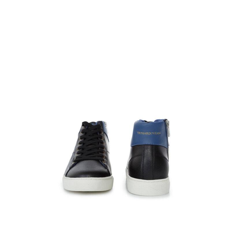 Trampki Trussardi Jeans niebieski