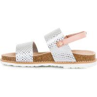 MiniBio Metal sandals Pepe Jeans London silver