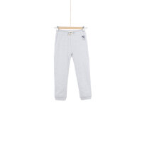 Spodnie dresowe Ben Pepe Jeans London szary