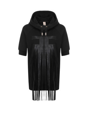 Elisabetta Franchi Moves Sweatshirt