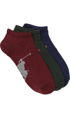 Polo Ralph Lauren Skarpety 3-pack