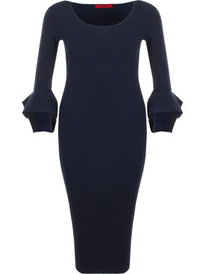 Hugo Sukienka Squardy | Slim fit