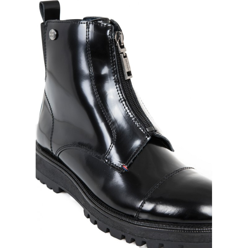 Bessy 3A Boots Tommy Hilfiger black