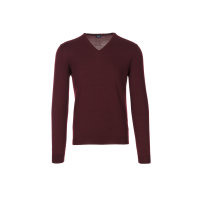 Sweter K-Damien Joop! COLLECTION bordowy