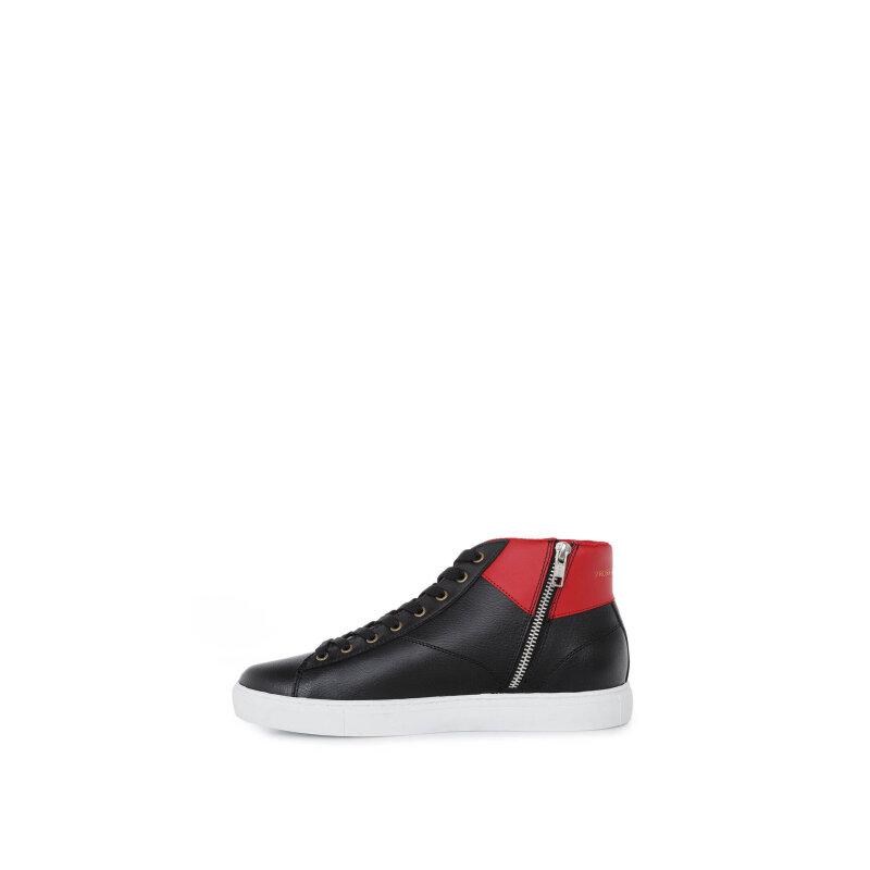 Trampki Trussardi Jeans czerwony