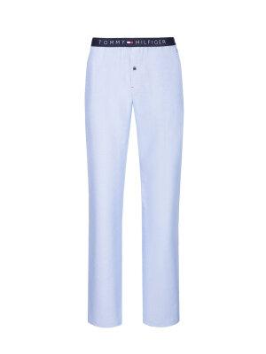 Tommy Hilfiger Spodnie od piżamy Woven Pant Oxford