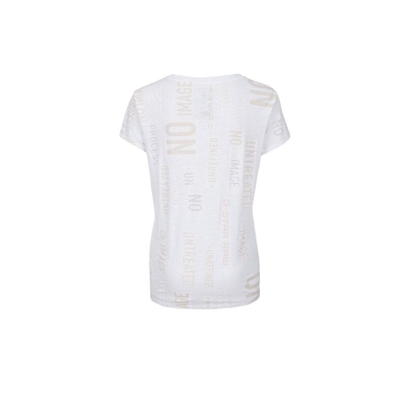 T-shirt Sepeke G-Star Raw biały