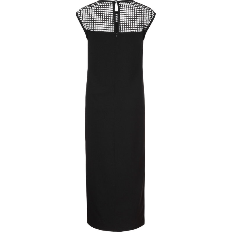 Sukienka MESH Karl Lagerfeld czarny