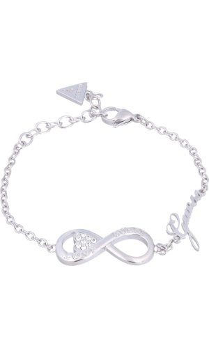 Guess Bransoletka INFINITY HEART