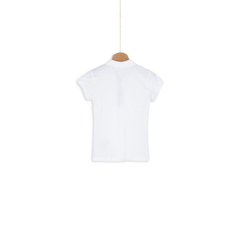 Polo Tommy Hilfiger white