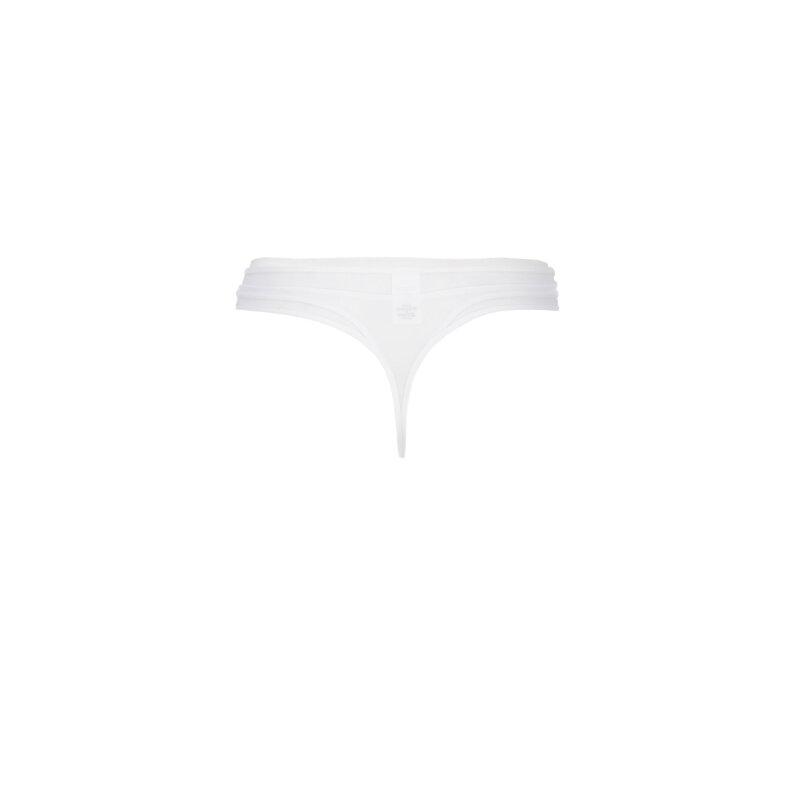 Stringi Naked Touch Tailored Calvin Klein Underwear biały