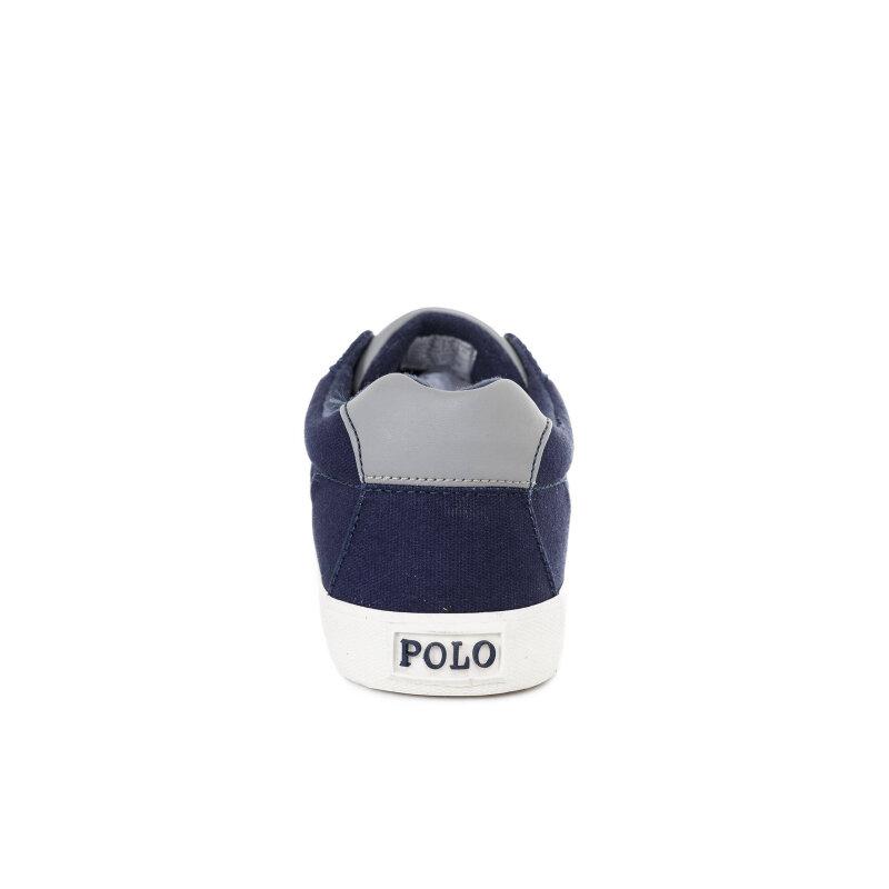 Tenisówki Hugh-Ne Polo Ralph Lauren granatowy