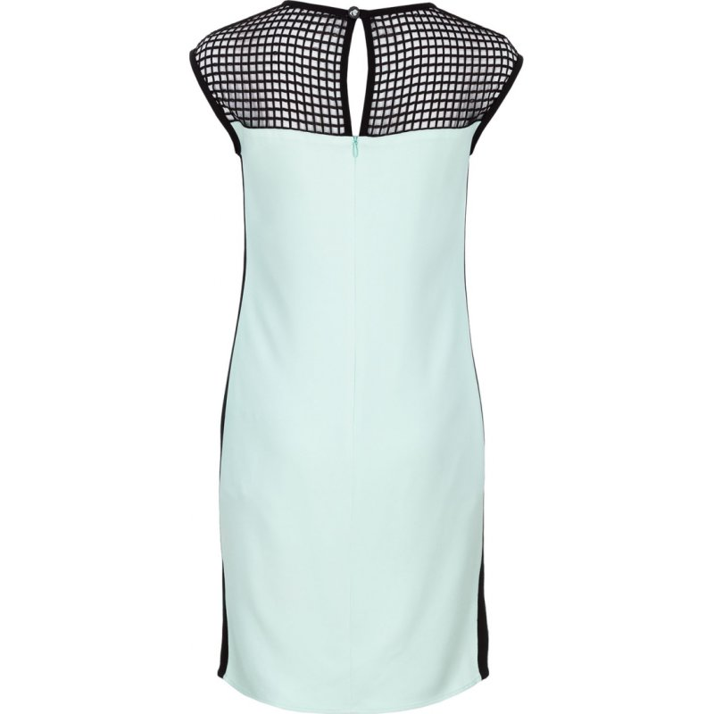 MESH dress Karl Lagerfeld mint
