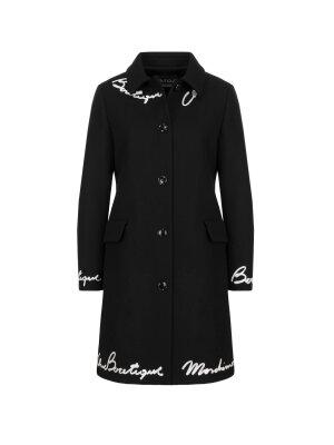Boutique Moschino Woolen coat