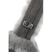 Earmuffs with headphones UGG ash gray