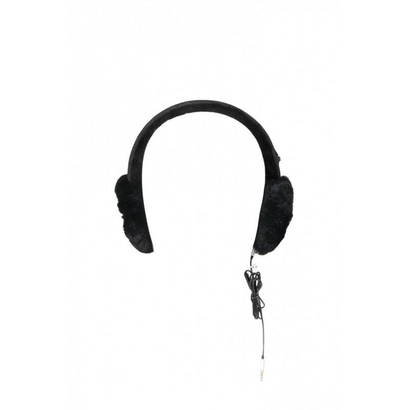 Earmuffs with headphones UGG black