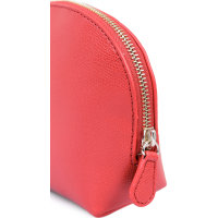 Cosmetic bag Love Moschino red
