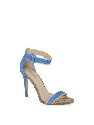 Guess Jeans Petra Heeled Sandals