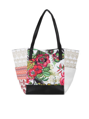 Desigual Orlando Madiera Shopper Bag