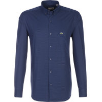 Shirt Lacoste navy blue