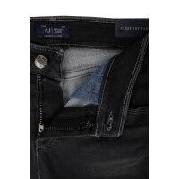 Jeansy J20 Armani Jeans czarny