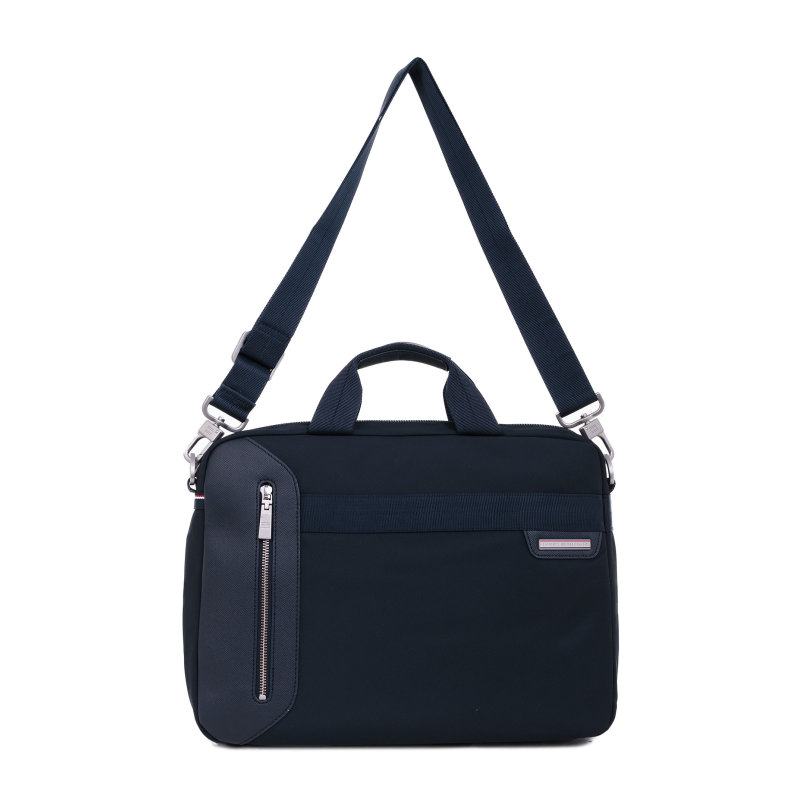 Ligweight Laptop bag Tommy Hilfiger navy blue