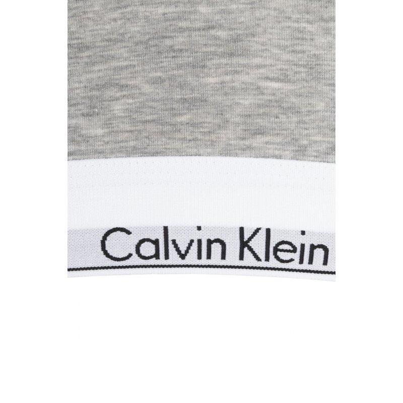 Biustonosz/Bralette Calvin Klein Underwear szary