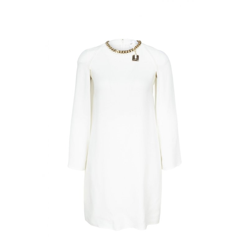 Dress Elisabetta Franchi cream