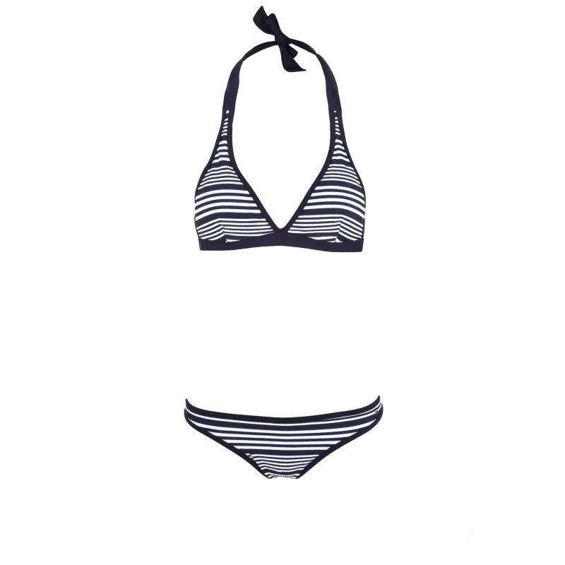 Striped Bikini Hilfiger Denim navy blue