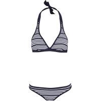Striped Bikini Hilfiger Denim navy blue
