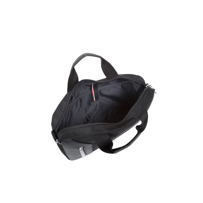 Ligweight Laptop bag Tommy Hilfiger black