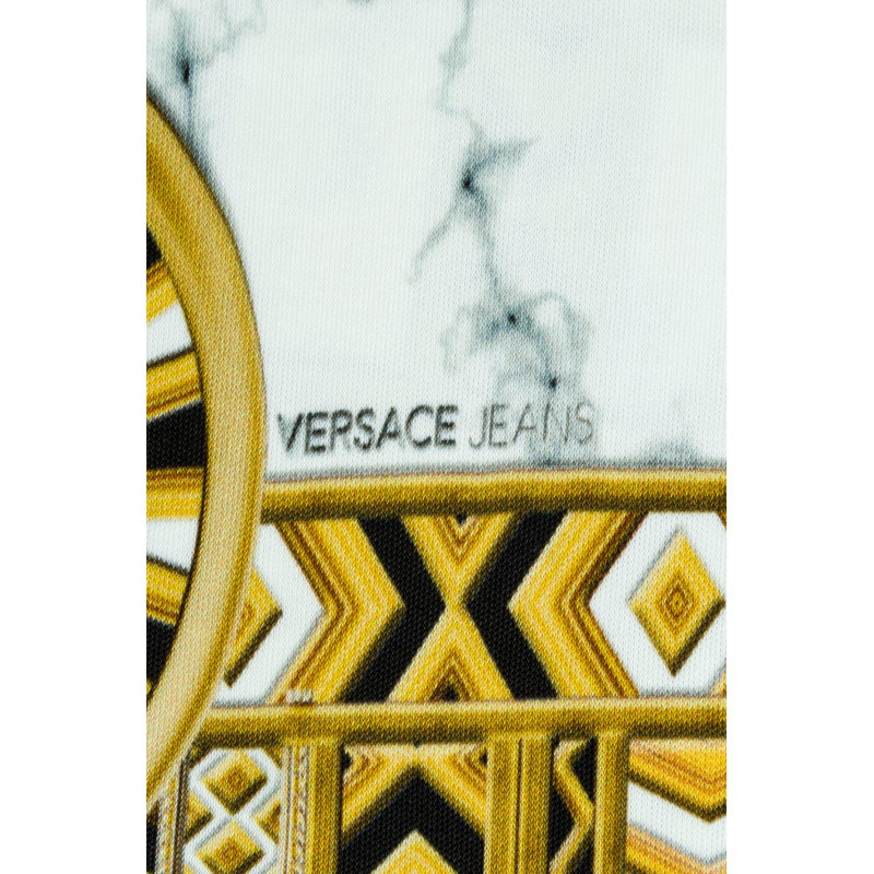 Dress Versace Jeans white
