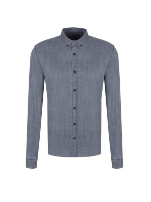 Calvin Klein Jeans Koszula Coated Denim