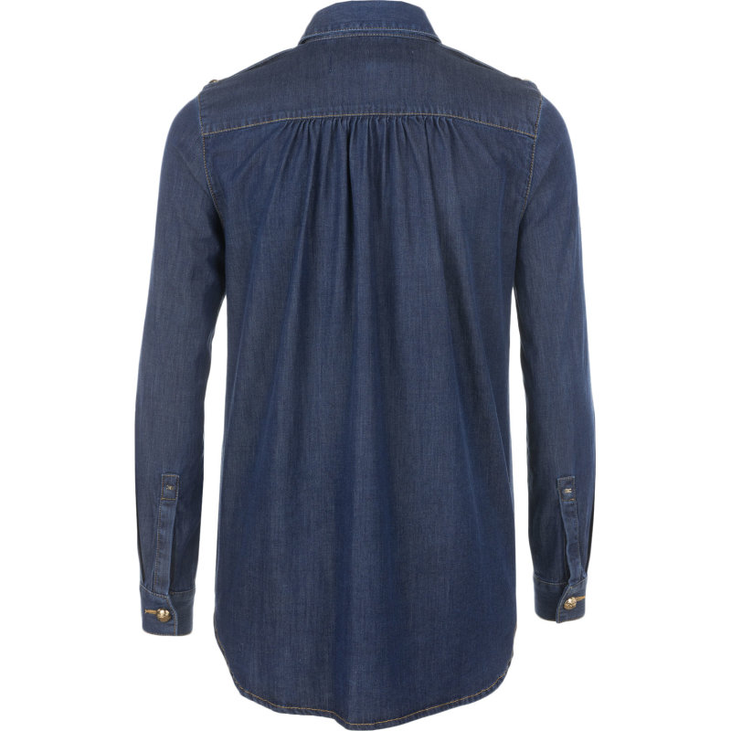Koszula Elisabetta Franchi granatowy